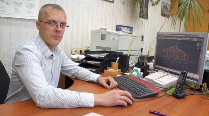 Е. Дмитриевцев: проектирование - увлекательный процесс.