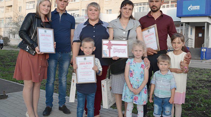 Семьи Ростовых, Сверчковых, Соловьёвых.