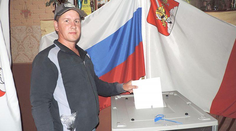 М.Куликов в этот раз голосовал с удовольствием.