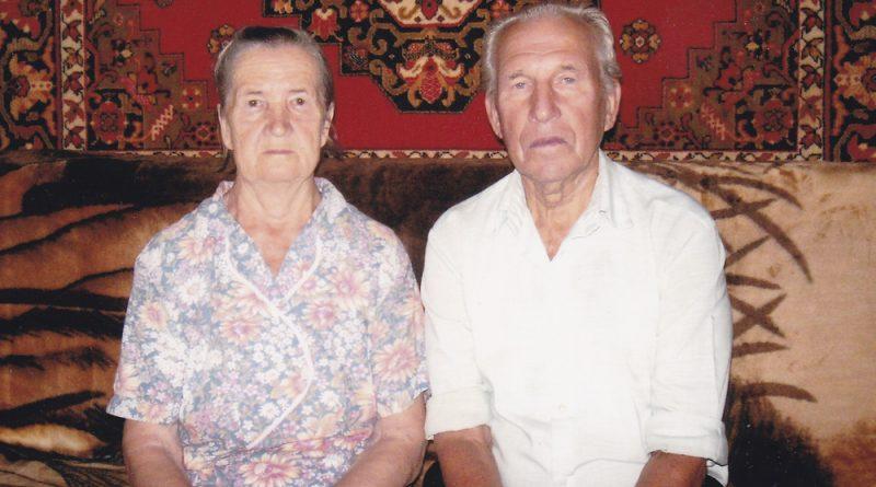 Супруги Шишины несут по жизни любовь и уважение от юности до настоящих дней.