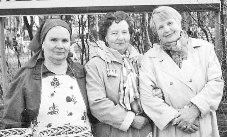 Сокольские рукодельницы