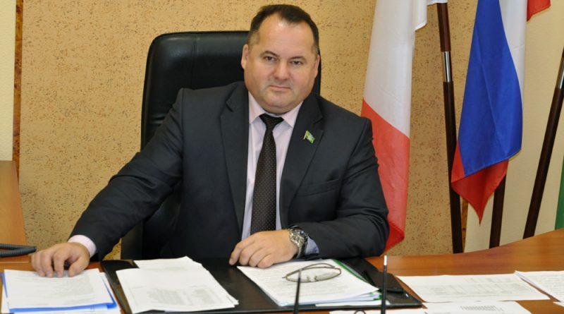 Ю.Васин подвел итоги двухлетней работы на посту главы района.