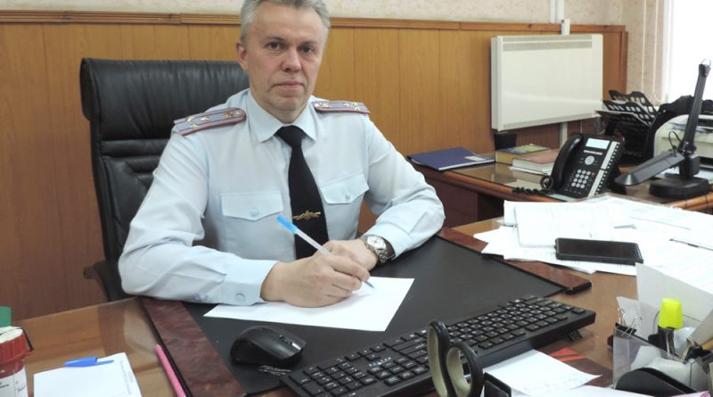 И.Староверов: «Главная задача - борьба с преступностью».