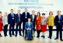 Андрей Луценко: На XIX Съезде Владимир Путин поблагодарил «Единую Россию» за деятельную поддержку и содержательную работу