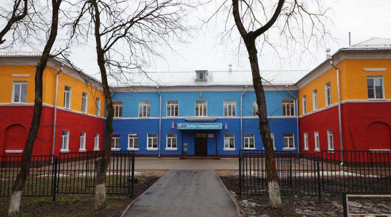 Преображение школы