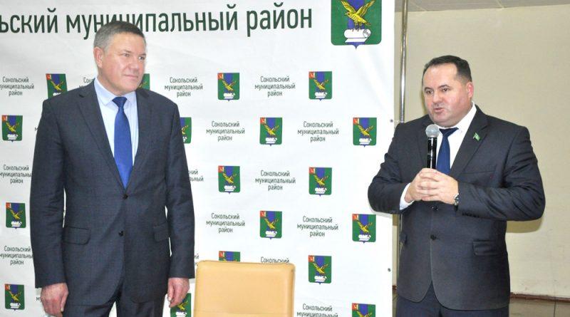 О.Кувшинников дал высокую оценку Сокольской администрации.