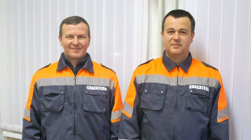 Братья Сергей и Анатолий Новожиловы посвящают жизнь спасению людей.