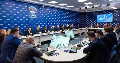 Турчак: «Единая Россия» направила предложения и инициативы в соцсфере для Послания Президента