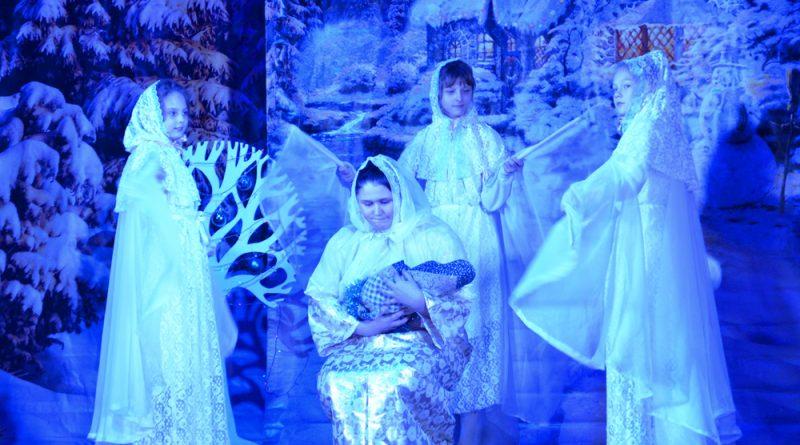Красивым финальным аккордом стало выступление воскресной школы прихода храма Вознесения Господня.