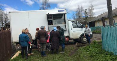 Сокольское отделение Партии помогает решать проблемы сокольчан